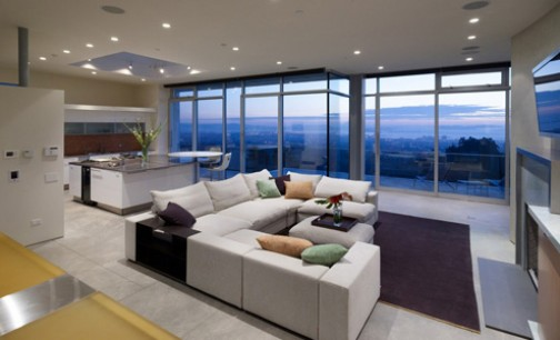 Contemporary Home | Oakland Hills