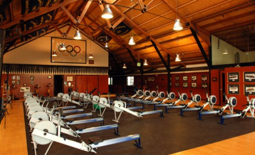 T. Gary Rogers Rowing Center | UC Berkeley