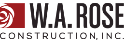 WARose Construction is a longtime construction partner