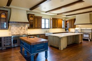 RECO partnered with Buestad Construction on an extensive Alameda estate remodel